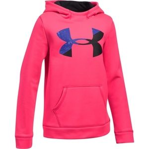 UNDER ARMOUR Storm Girls Large Youth Hoodie NEW